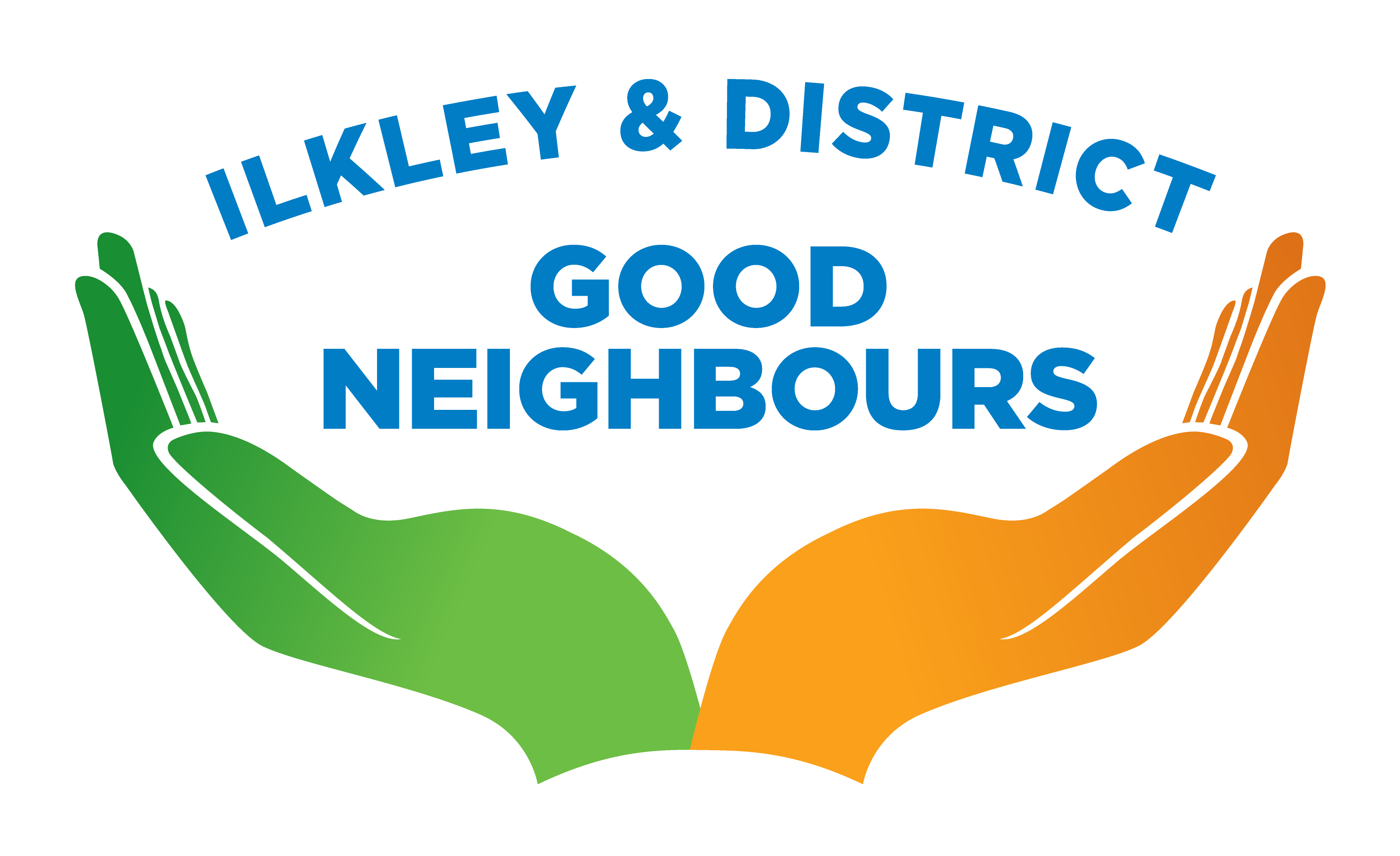 Ilkley and District Good Neighbours Logo