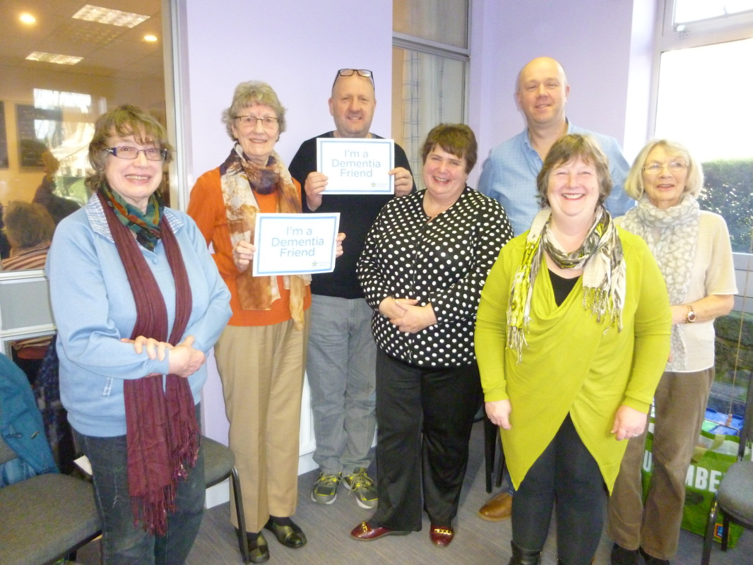 Dementia Friendly Ilkley Action - Public Session January 2016